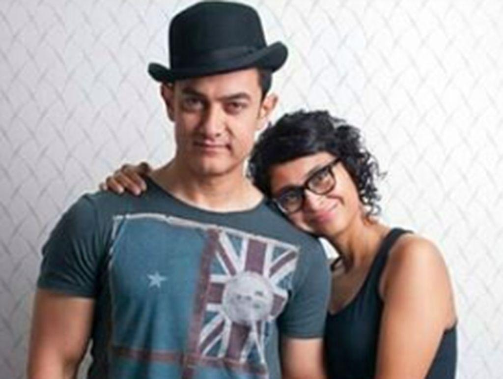 Aamir Khan Bercerai Setelah 15 Tahun Menikah