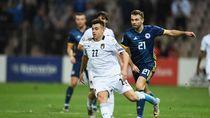Gol-gol Italia yang Bekuk Bosnia Herzegovina