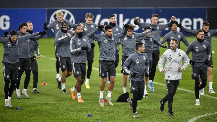 Timnas Jerman enggan dianggap favorit juara di Piala Eropa 2020 (AP Photo/Martin Meissner)
