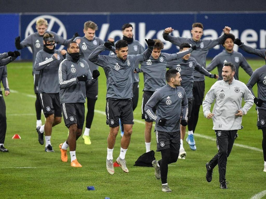 Loew: Masih Hijau, Timnas Jerman Bukan Favorit Juara Piala Eropa