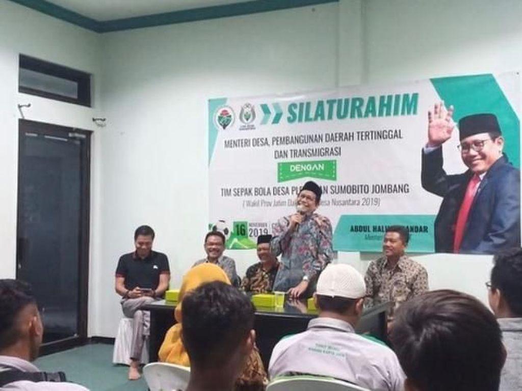 Mendes: Liga Desa Nusantara Bisa Ciptakan Pesepakbola Berkualitas