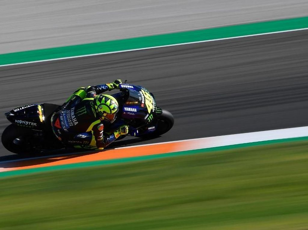 Rossi Sudah Kehilangan Keberanian untuk Ambil Risiko