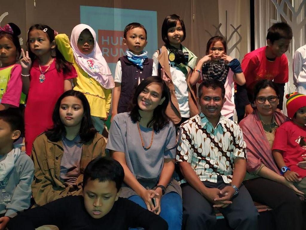 Sha Ine Febriyanti: Anak-anak Bisa Belajar Banyak dari Teater