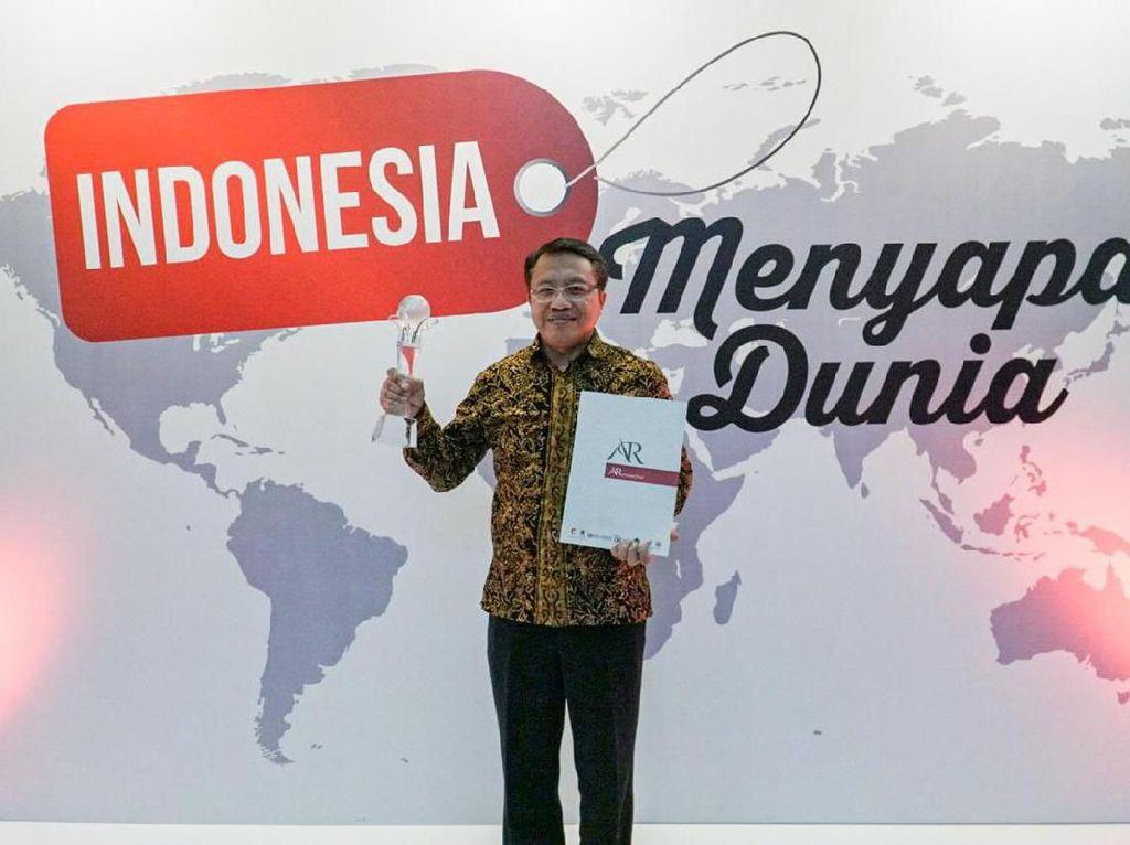 PT PJB Berjaya di Annual Report Award 2019