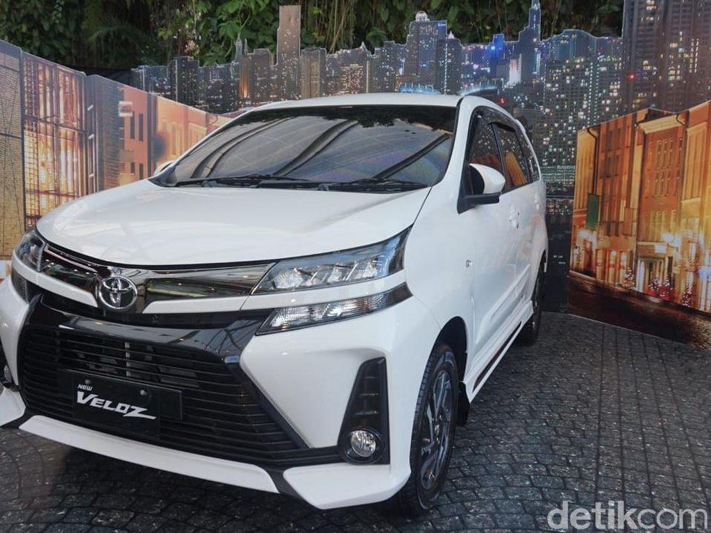 Toyota Masih Malu-malu Bocorkan Model Terbaru