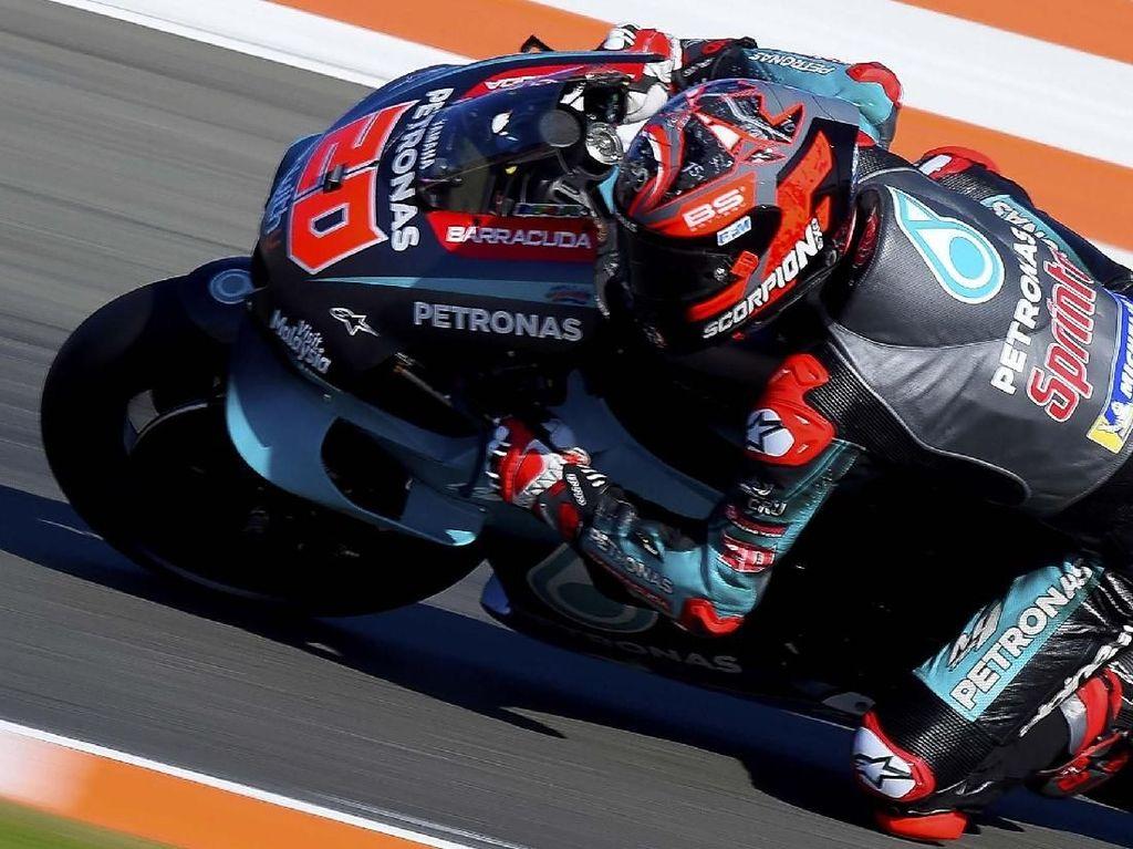 Fabio Quartararo Tak Mau Kontrak Besar, Lebih Pilih Motor Bagus