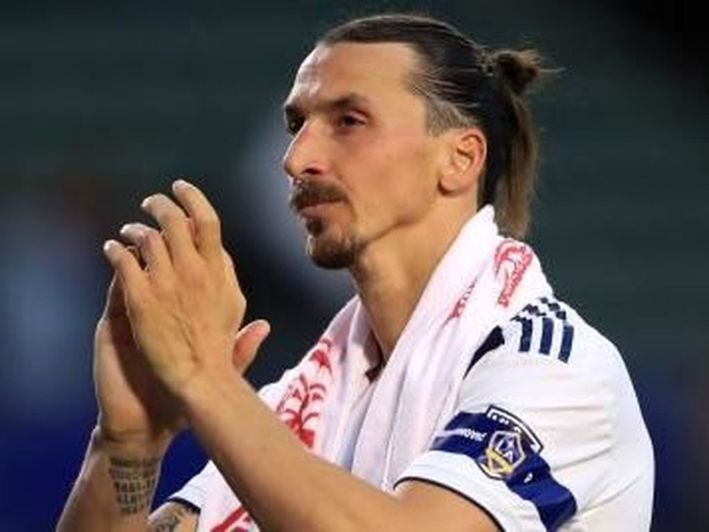 Patung Ibrahimovic Diserang Lagi, Kini Hidungnya Dipotong
