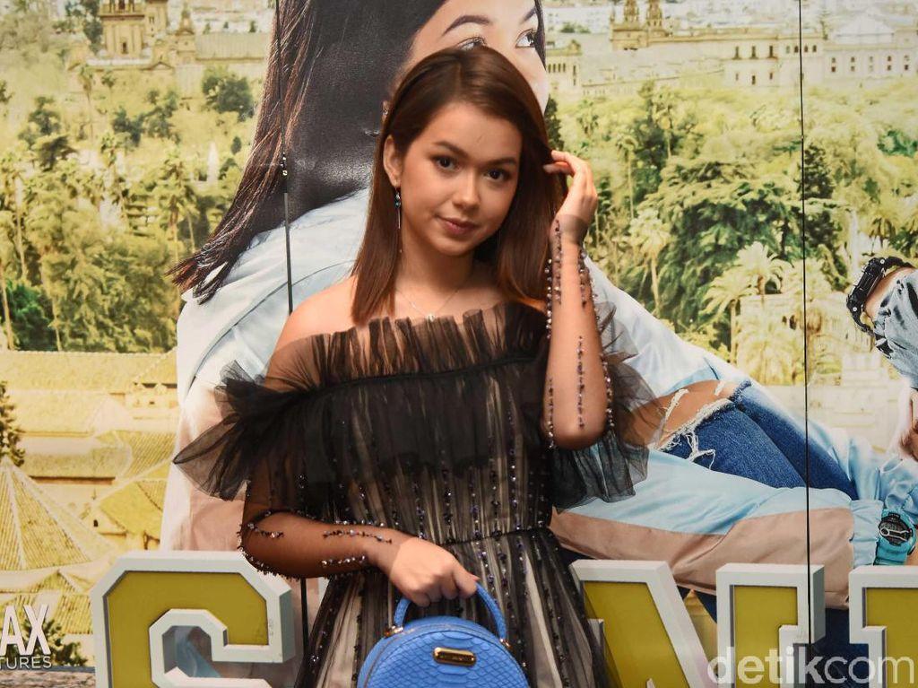 Syuting Habibie & Ainun 3, Rebecca Klopper Takut pada Hanung