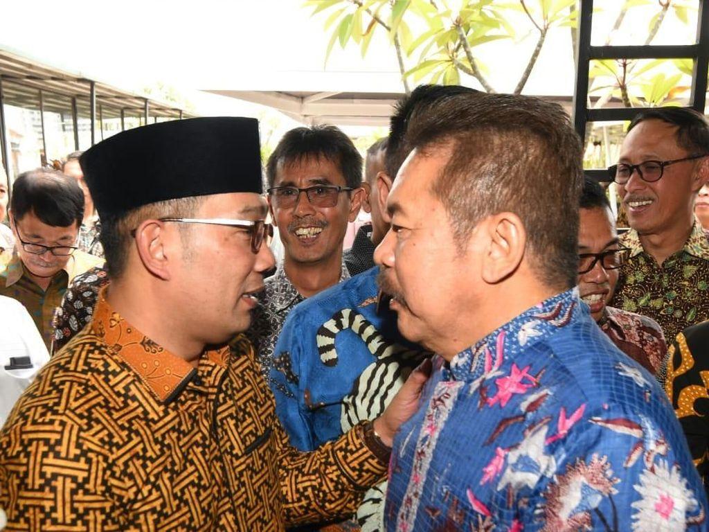 Ridwan Kamil Nilai Jaksa Agung Punya Panca Jati Diri Sunda