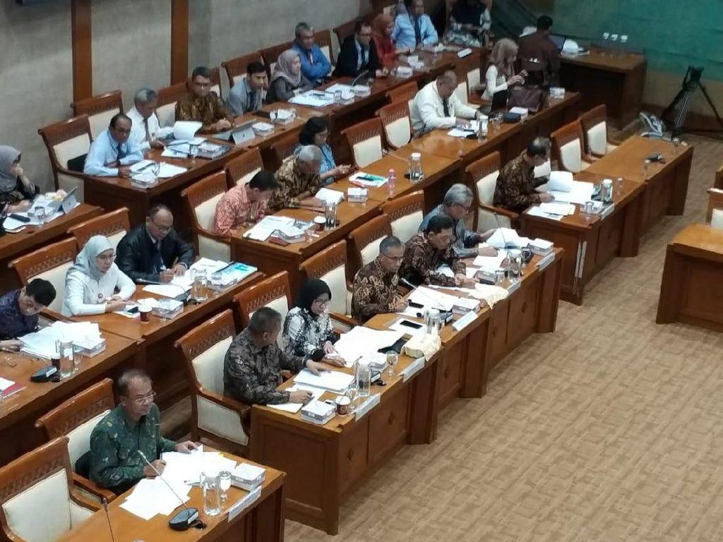 DPR & OJK Rapat Tertutup soal Jiwasraya-Bank Muamalat, Apa Hasilnya?