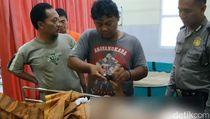 Kram Perut, Pekerja Proyek Normalisasi Sungai Blitar Ditemukan Tewas