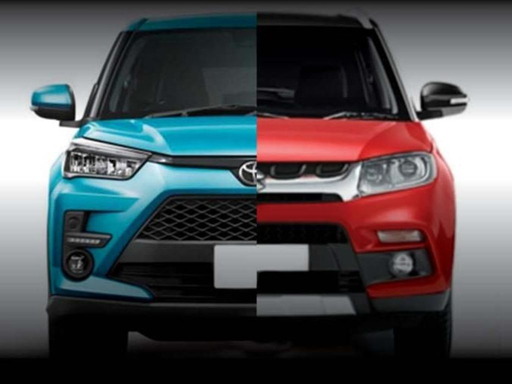 Toyota Raize - Daihatsu Rocky Pakai Turbo, Ini yang Harus Diperhatikan