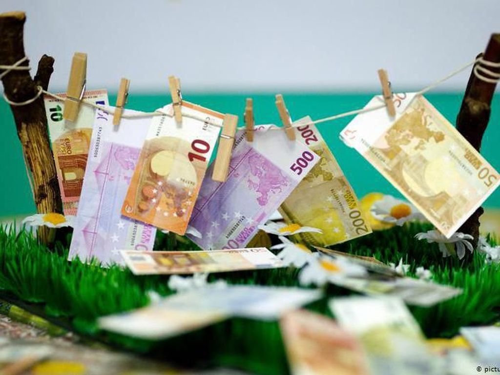 Parlemen Jerman Akan Sahkan Undang-undang Anti Cuci Uang