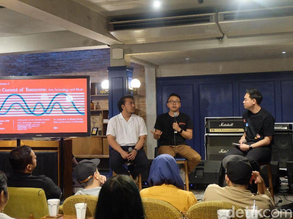 Wave of Tomorrow 2019 Suguhi Karya Sembilan Matahari dan Rubi Roesli