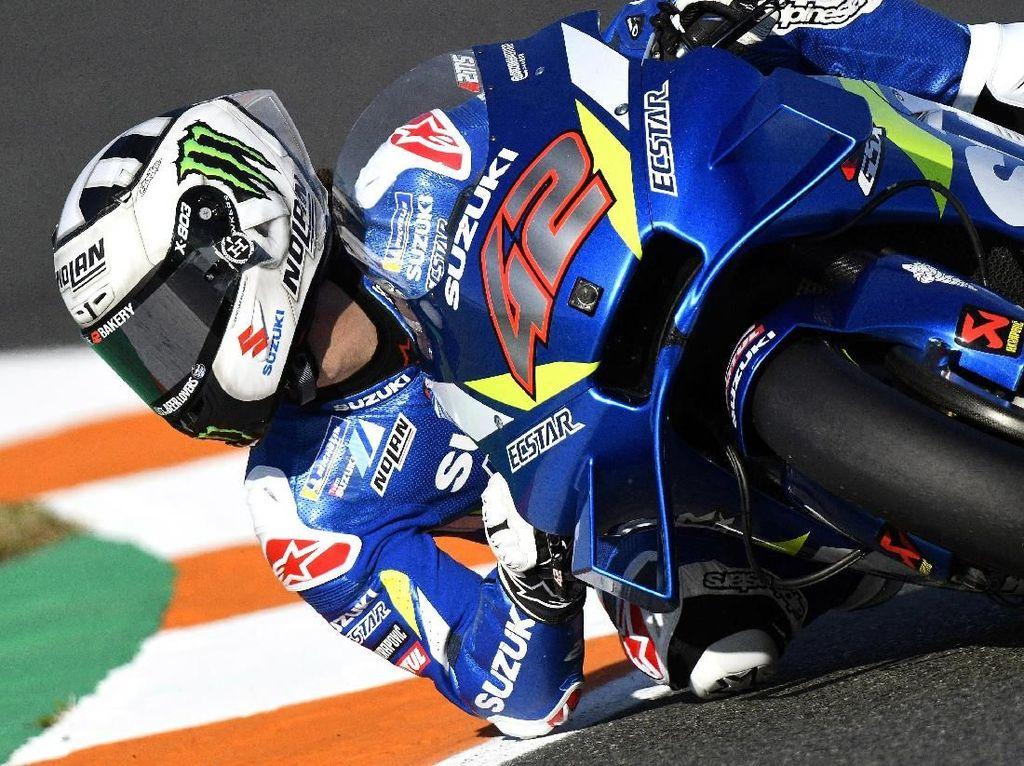 Rins: Suzuki Jangan Dulu Pikirkan Persaingan Gelar Juara di 2020