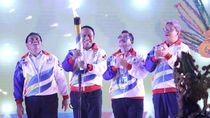 Buka Popnas XV, Menpora Puji Sinergi Pemerintah Pusat dan Daerah