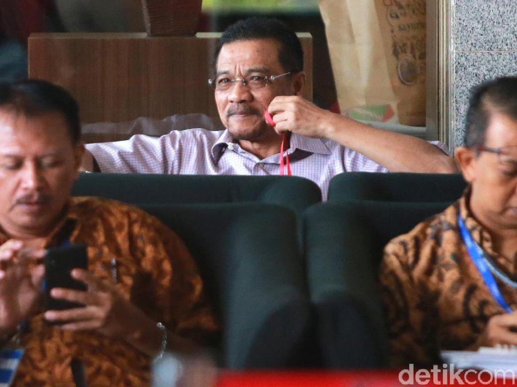 Eks Mendagri Gamawan Fauzi Diperiksa KPK