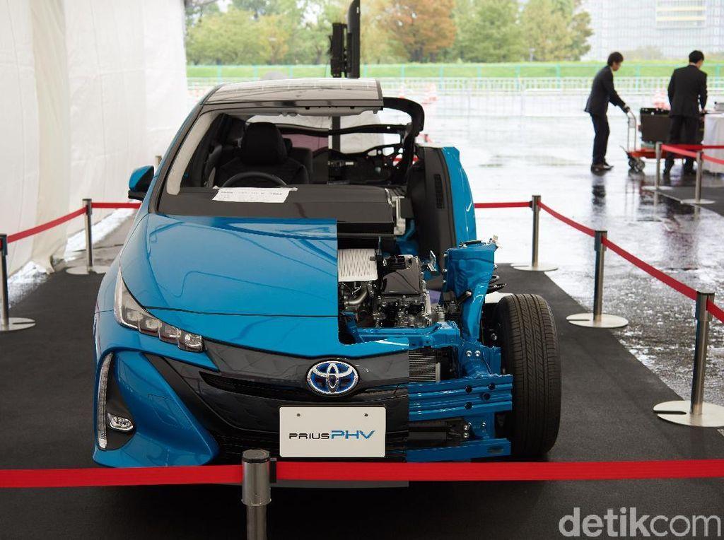 3.000 Mobil Ramah Lingkungan Toyota Mengaspal di RI