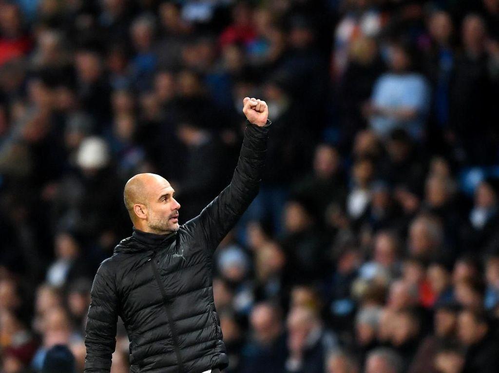 Di Tengah Rumor Bayern, Guardiola Disebut Bahagia di Man City