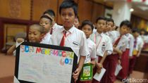 Kunjungi DPRD Surabaya, Pelajar SD Minta Didatangkan Blackpink