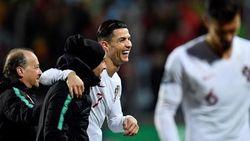 Ronaldo Akhirnya Ngaku, Ucapan Sarri soal Kondisinya Memang Benar