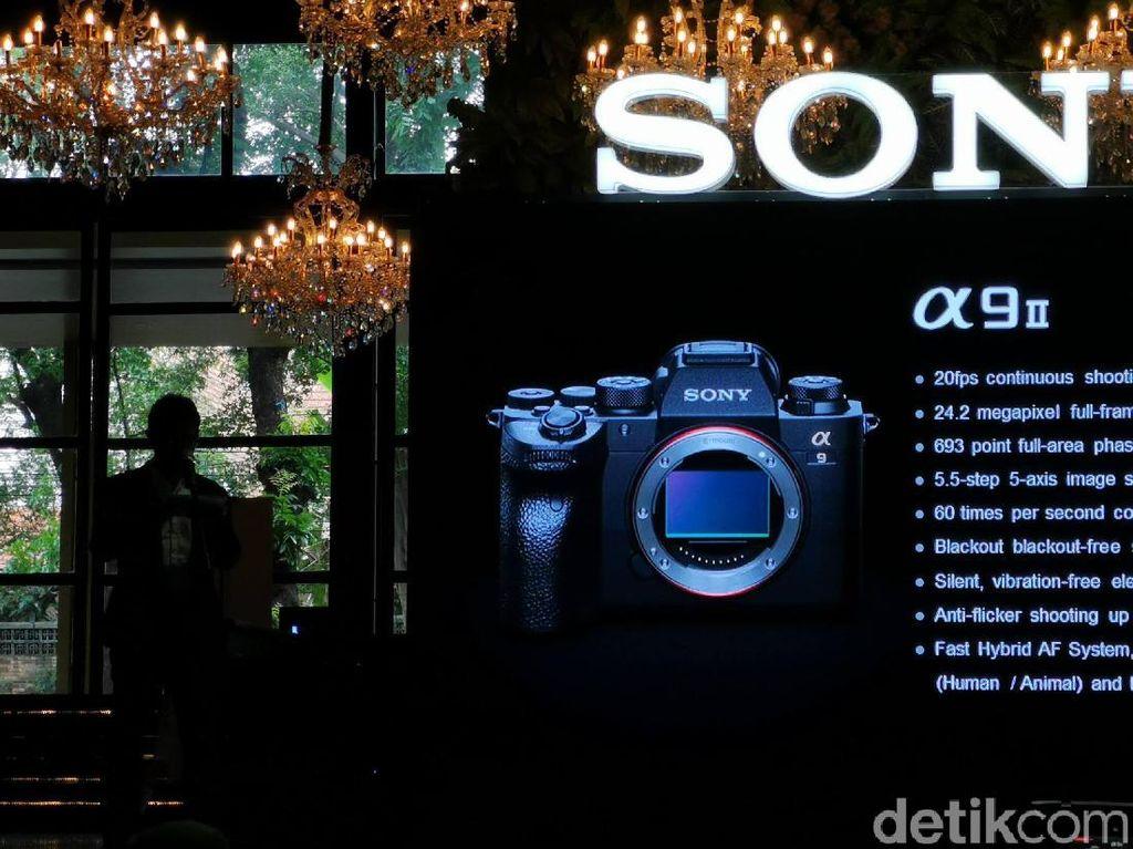 Mirrorless Paling Canggih Sony Bakal Rilis di Indonesia Februari 2020
