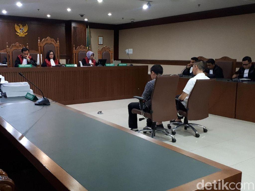 Penyuap Eks Aspidum Kejati DKI Dituntut 4,5 Tahun Penjara