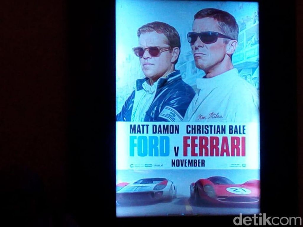 Ford v Ferrari, Perseteruan Dua Raksasa di Dunia Balap