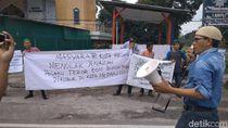 Gubernur Edy Minta Warga tak Persoalkan Pemakaman Jenazah Pelaku Bom Medan