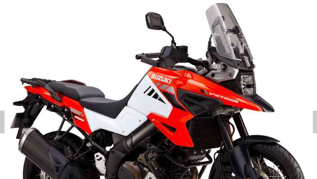 Motor Adventure Suzuki V-Strom Makin Tangguh