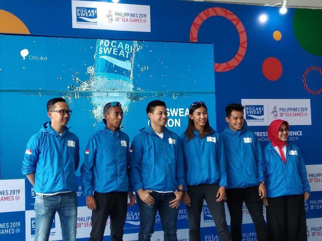 Pocari Sweat Dukung Atlet Indonesia di Sea Games 2019