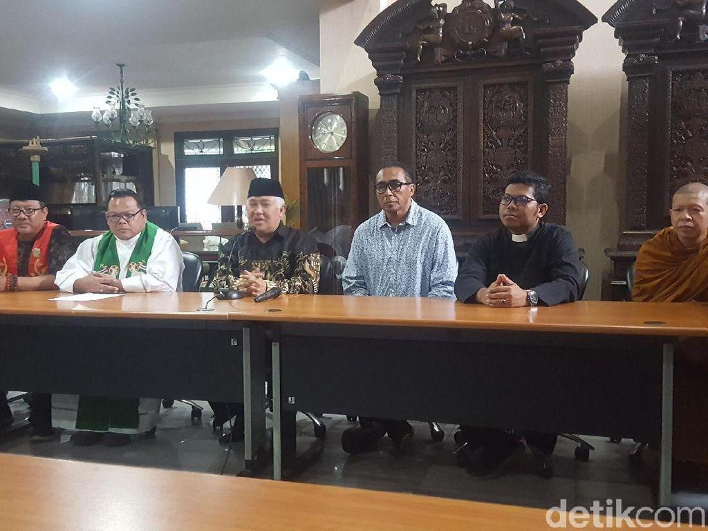 Soal Pidato Sukmawati, Din Syamsuddin: Cukup Dimaafkan