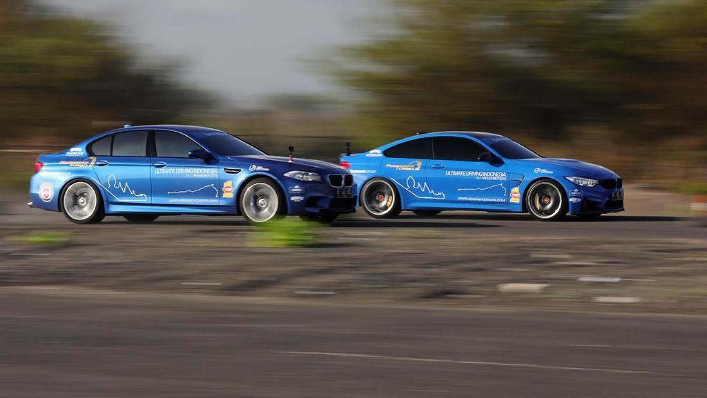 Komunitas BMW Touring 810 Km
