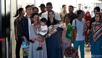 Cucu Ketiga Jokowi Tinggalkan RS PKU Solo