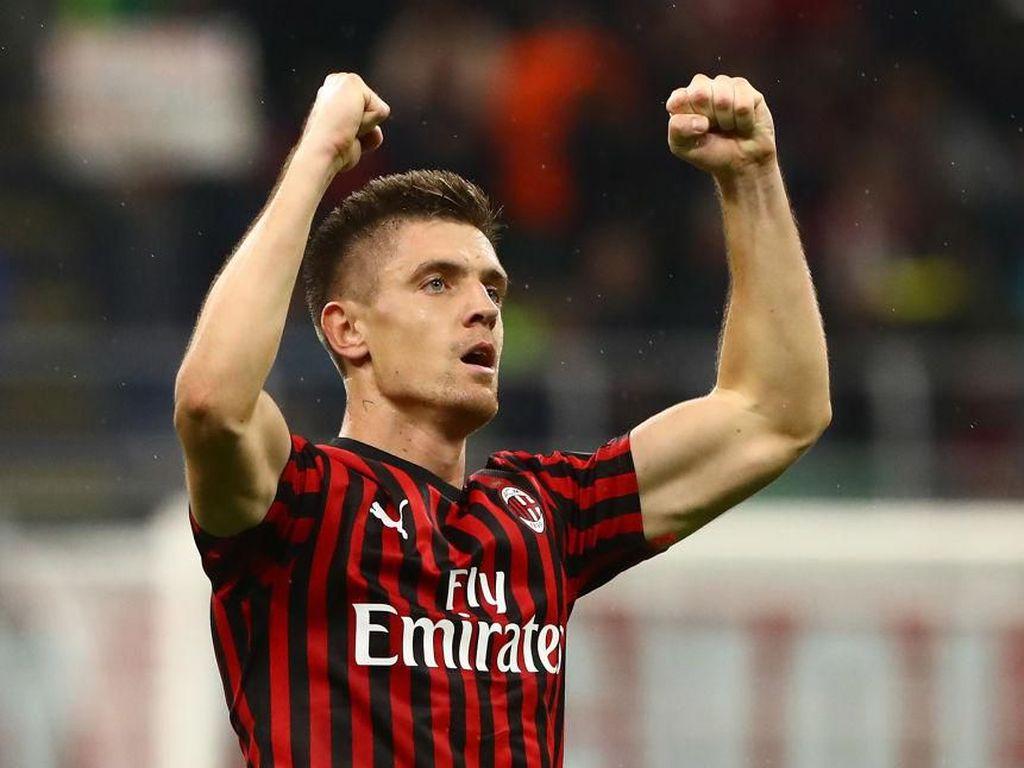 Piatek Sudah Siap Berpisah dengan Milan