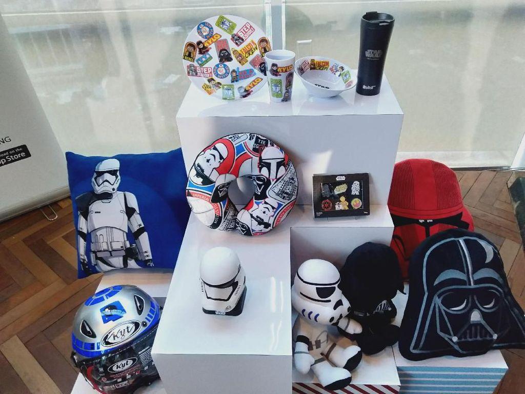 Blibli Gandeng 16 Desainer Lokal Jual Merchandise Star Wars Eksklusif