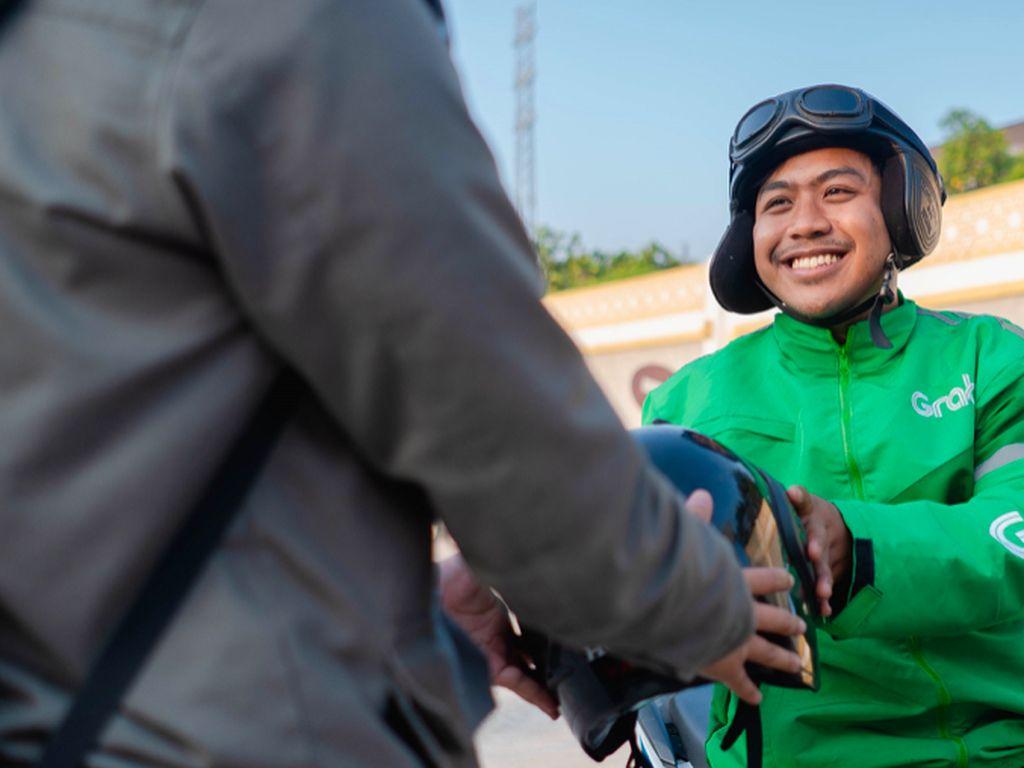 Cerita Mahasiswa Bandung, Hidup Mandiri dengan Jadi Driver Ojol