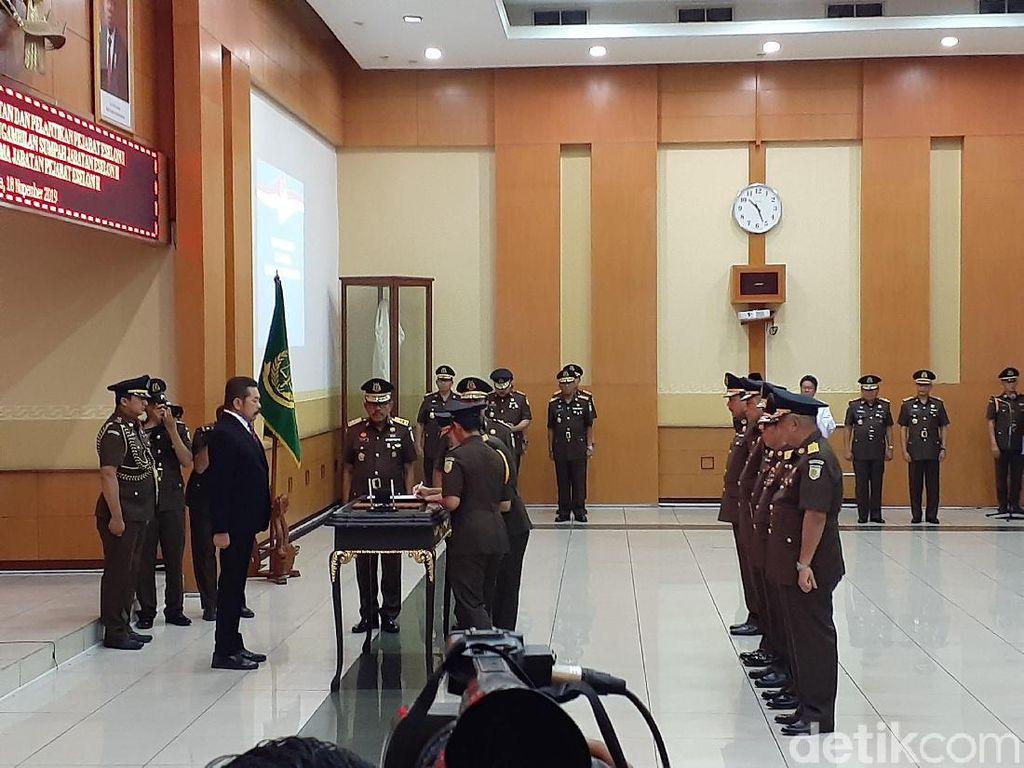 Mantan Ketua Tim JPU Ahok Dilantik Jadi Jampidum