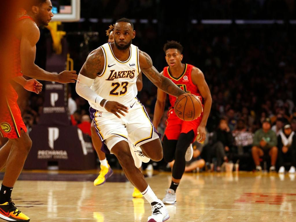 Hasil NBA: Lakers Gemilang, Warriors Kembali Tumbang