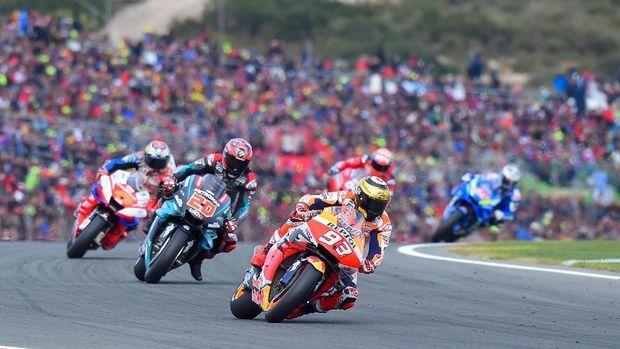 Indonesia bakal jadi salah satu seri MotoGP pada 2021.