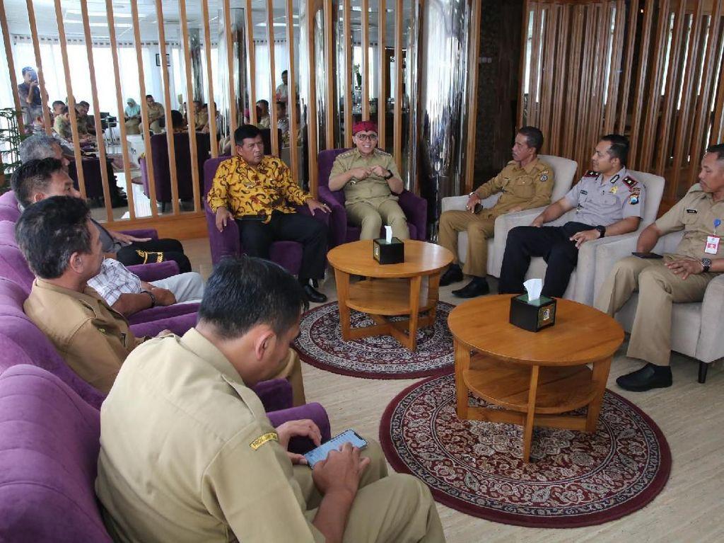 Bupati Kayong Utara Kalimantan Barat Belajar ke Banyuwangi