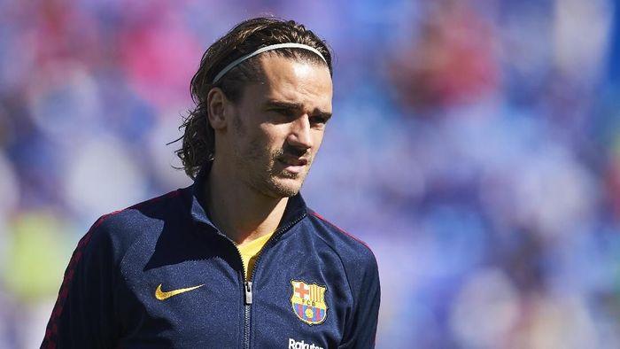 Antoine Griezmann kesulitan di awal kariernya di Barcelona. (Foto: Aitor Alcalde / Getty Images)