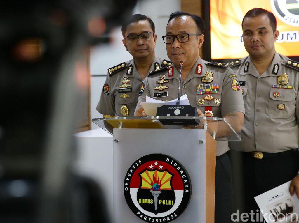 Pelaku Bom Medan Sasar Polisi karena Dendam