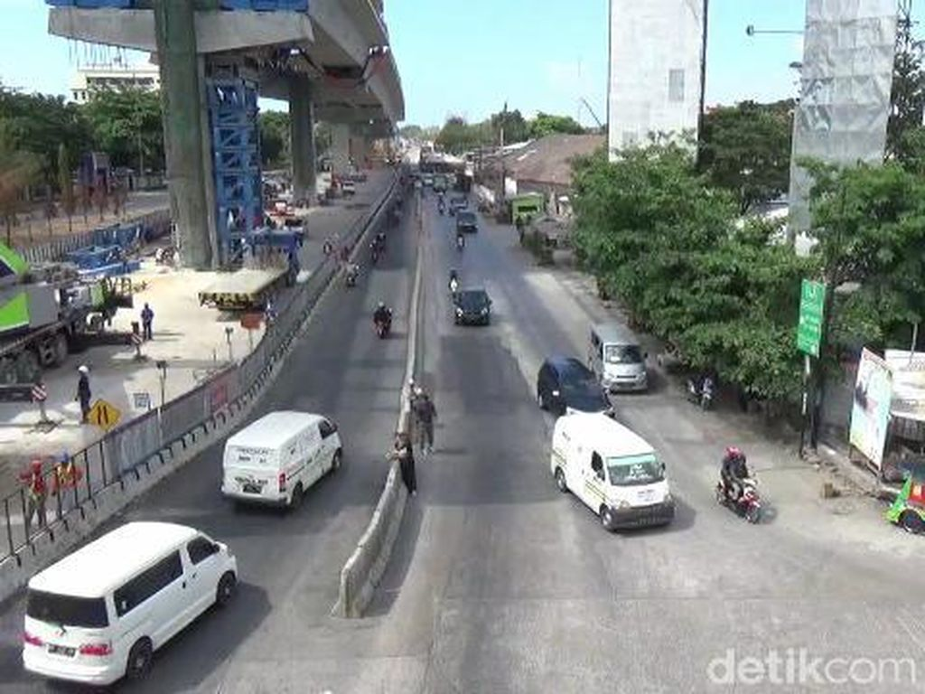 Jalan Tol Layang Makassar Ditarget Kelar Juli 2020