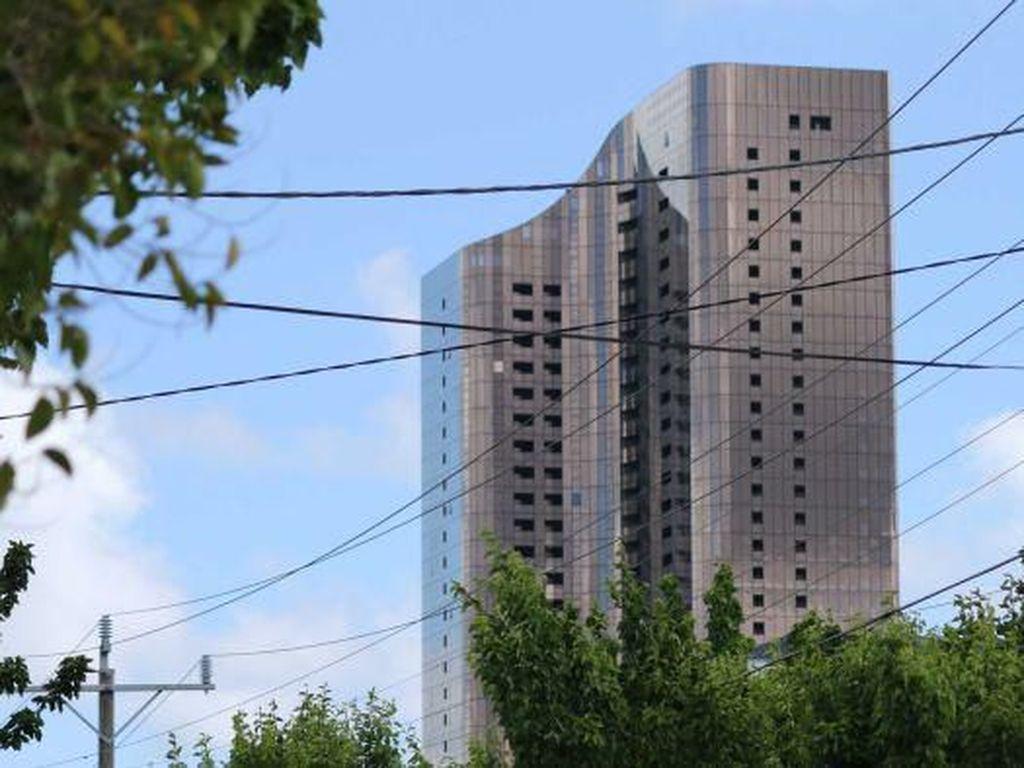 Semakin Banyak Gedung Pencakar Langit di Pinggir Kota Melbourne