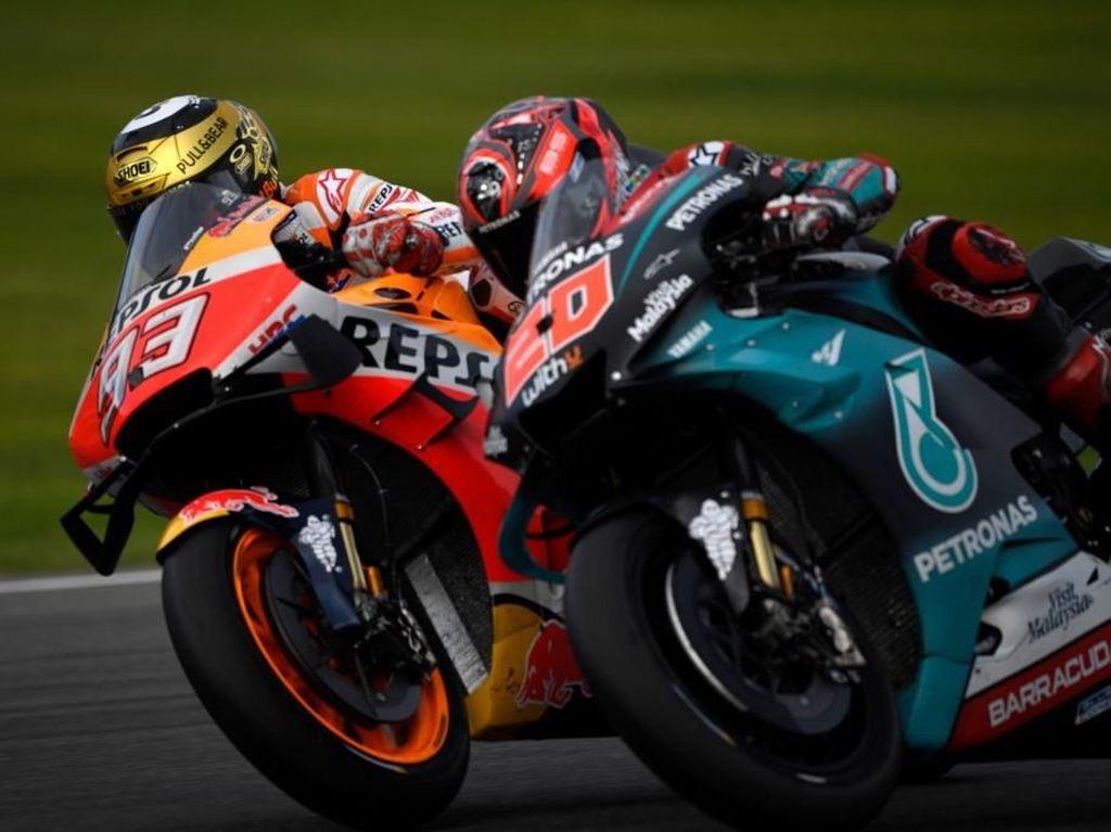 MotoGP 2020 Dimulai Malam Ini di Valencia