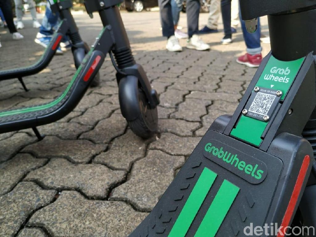 Hasil Survei: Warga Jakarta Dukung GrabWheels Beroperasi
