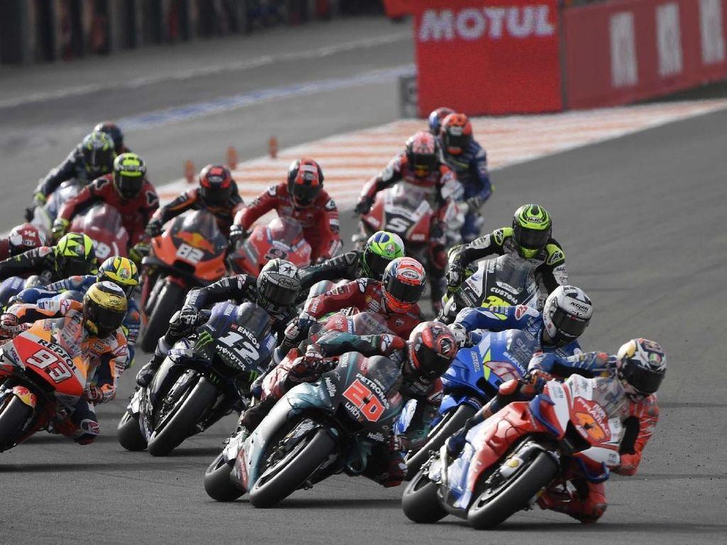 Alex Marquez Gabung Repsol Honda, Ini Line Up Pebalap MotoGP 2020
