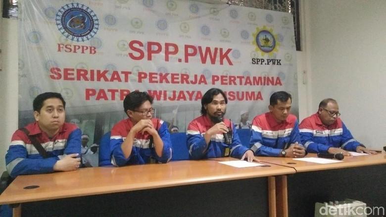 Serikat Pekerja Pertamina Cilacap Menolak Dipimpin Mantan Napi
