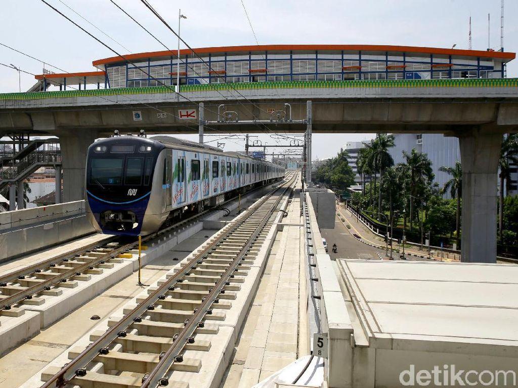 Asyik! Skybridge Akan Hubungkan MRT ASEAN-TransJakarta CSW